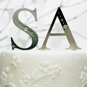 Montreal Weddings Cake topper