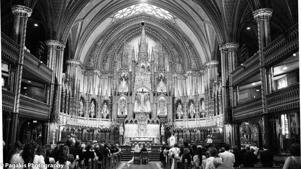 Montreal Weddings Ceremony