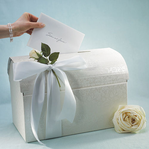 Montreal Weddings Envelope box