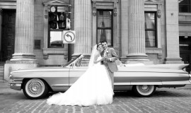 MONTREAL WEDDING LIMOUSINES