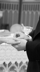 Montreal Weddings Ring exchange