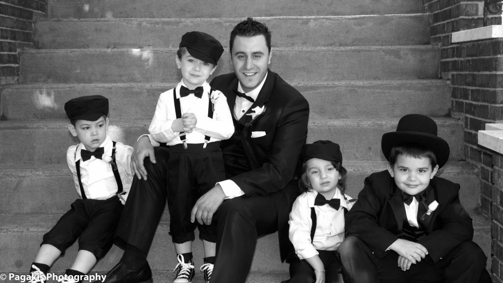 Montreal Weddings children