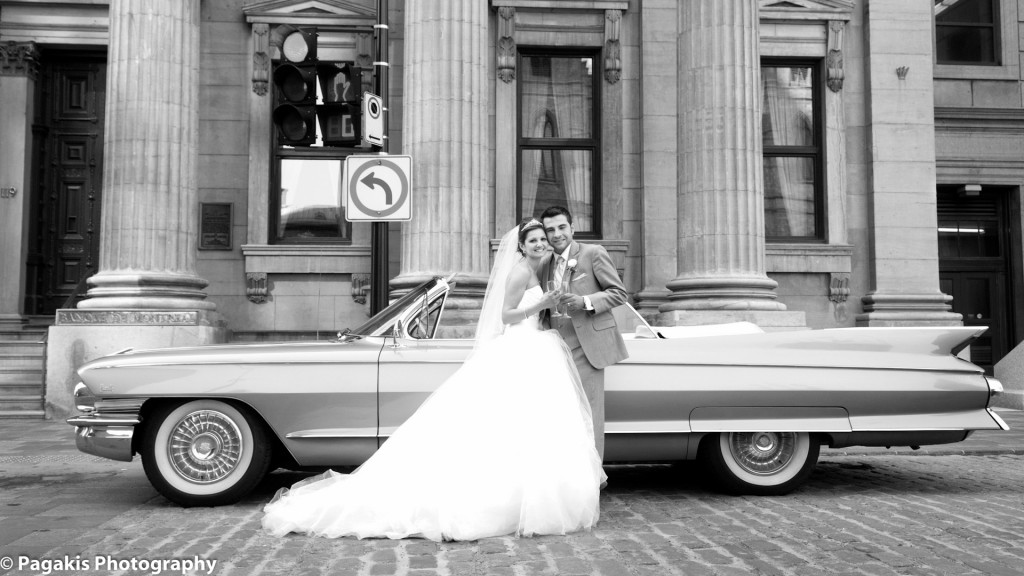 Montreal Weddings convertible