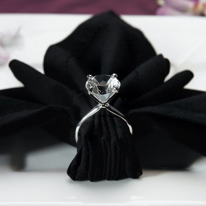 Montreal Weddings napkin ring