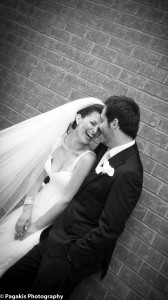 Montreal Weddings pcitures of the bridal couple