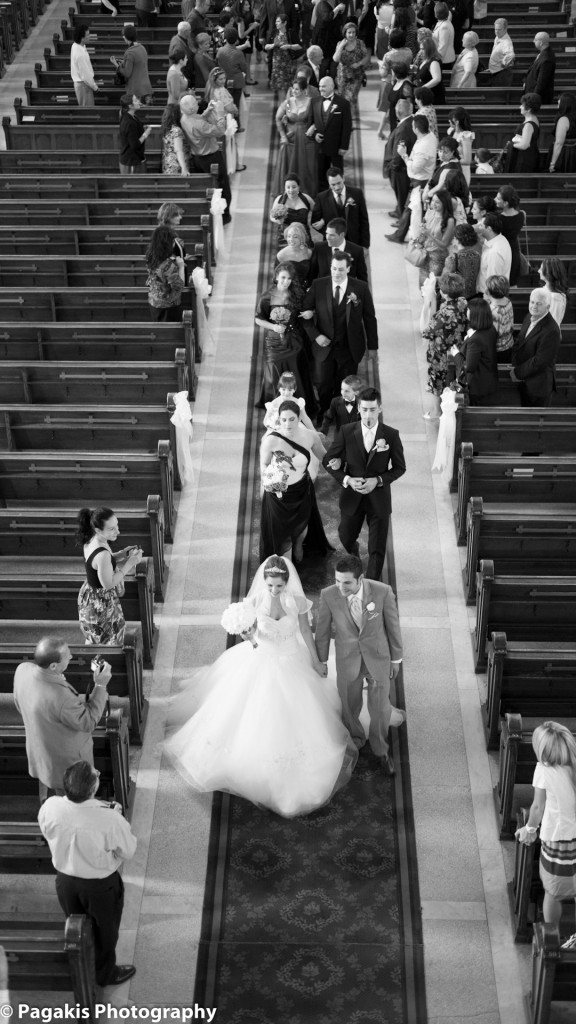 Montreal Weddings processional