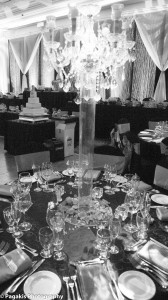 Montreal Weddings table decor