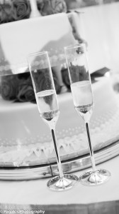 Montreal Weddings wine glasses