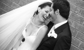 Mariage Montreal photos maries