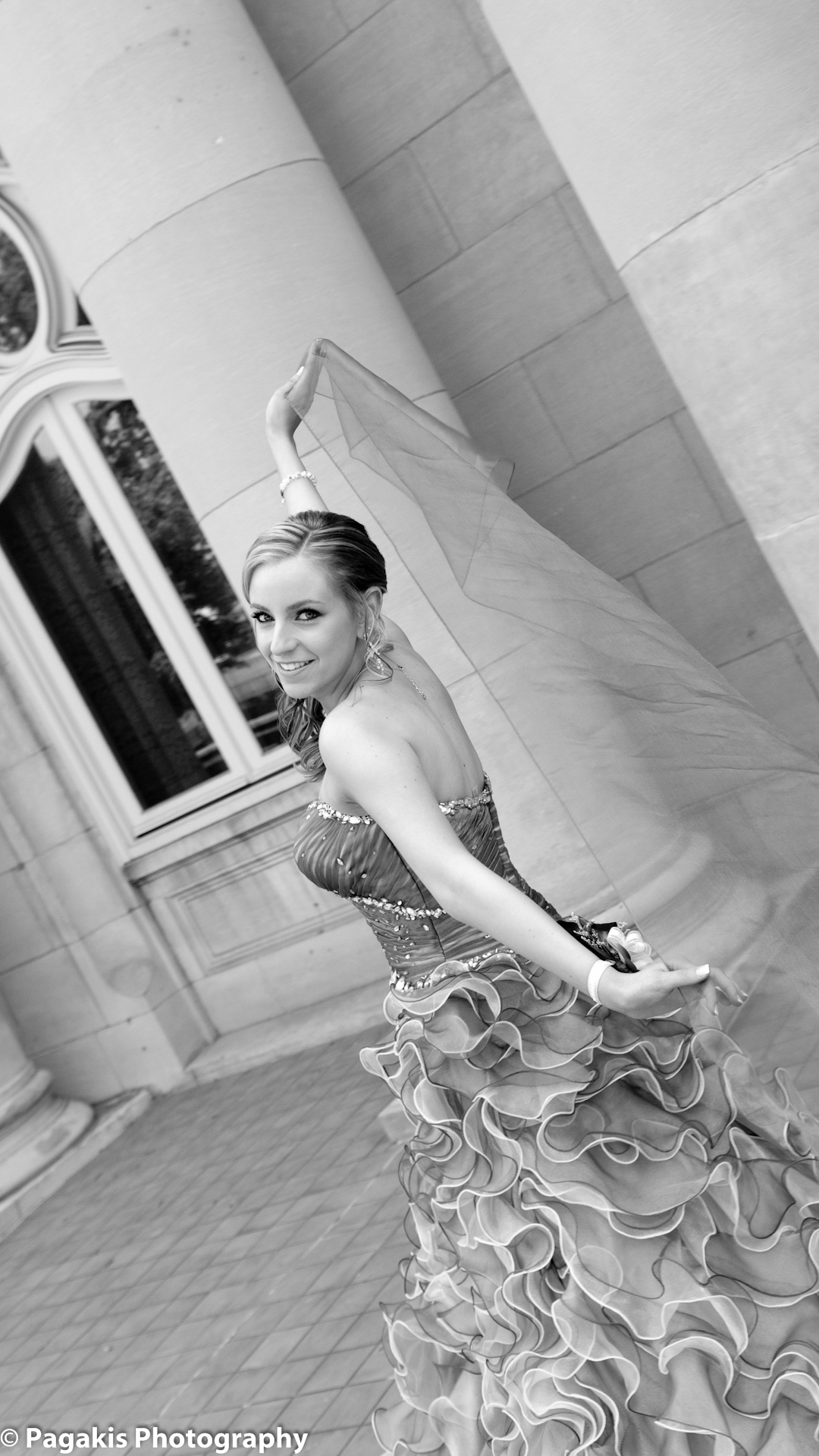 Mariage Montreal robe de mariee 1