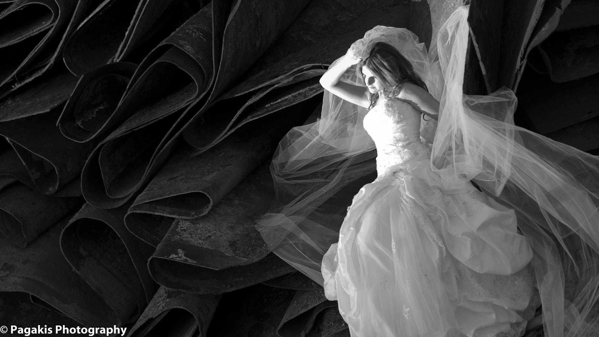 Mariage Montreal robe de mariee 5