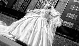 Mariage Montreal robe de mariee 6