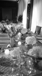 Montreal Weddings head  table