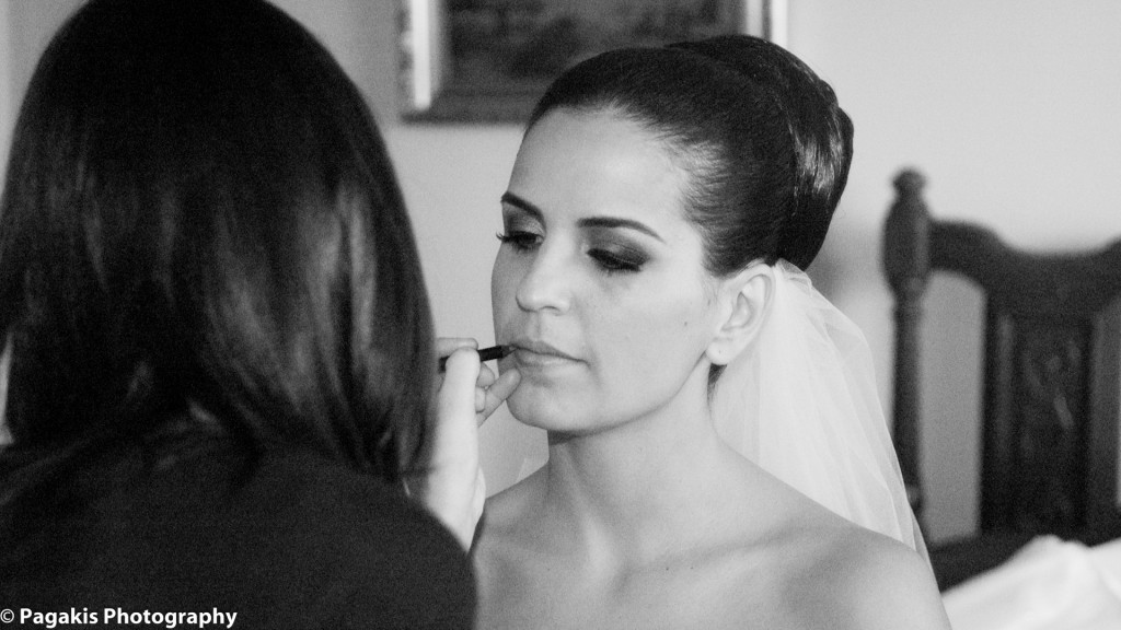 Montreal Weddings makeup